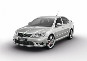 Škoda Octavia 2