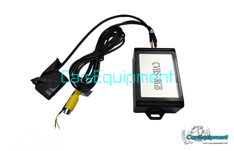 CVBS to RGB Rear View Camera Interface for RNS510 or RCD510