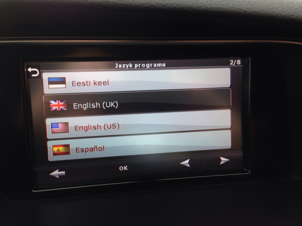 Navigation System With Touch Screen For Audi A4 A5 Q5 Bluetooth Sd Usb Tv Free And Rvc