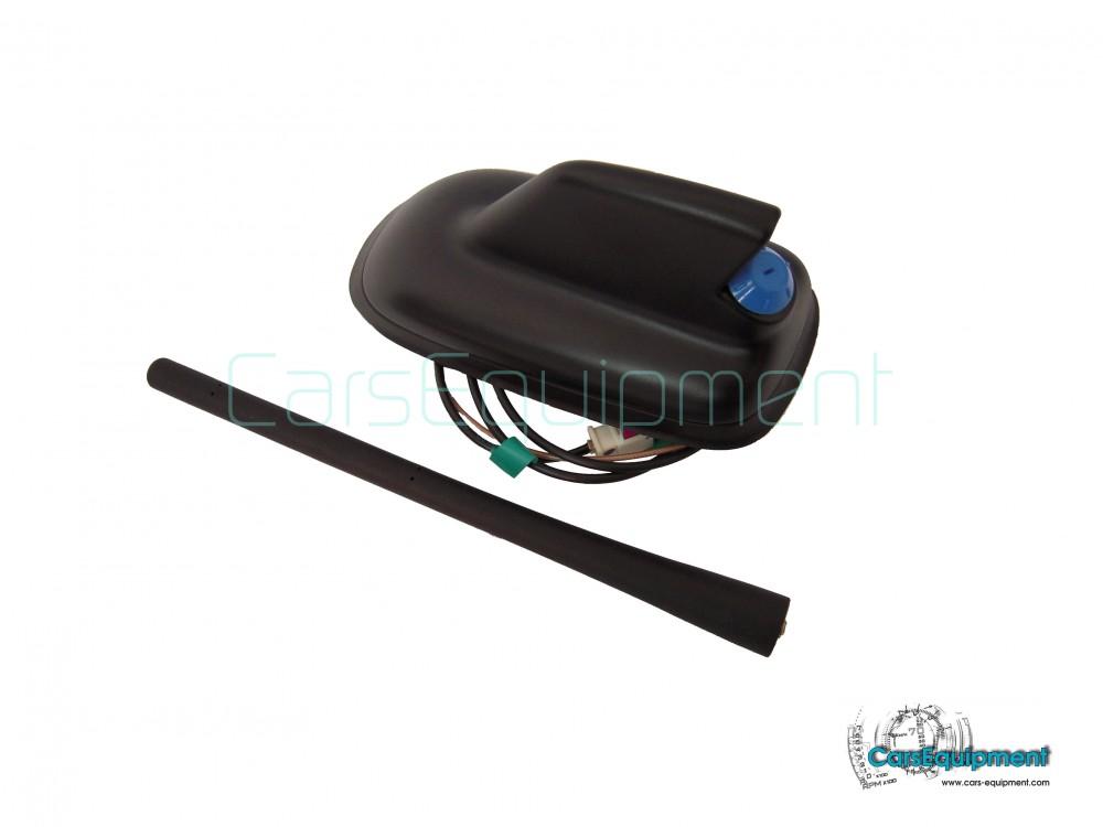 oem 6r0035501d vw skoda roof shark antenna gps gsm. Black Bedroom Furniture Sets. Home Design Ideas