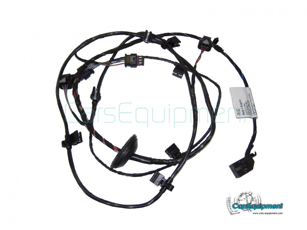 Oem 5l6971065 Front Bumper Wiring For Opspdc System Skoda Yeti 5l