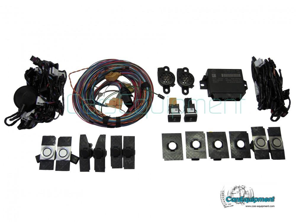 Oem Pla 2 0 Kit 12x Sensor For Skoda Octavia 2 Facelift