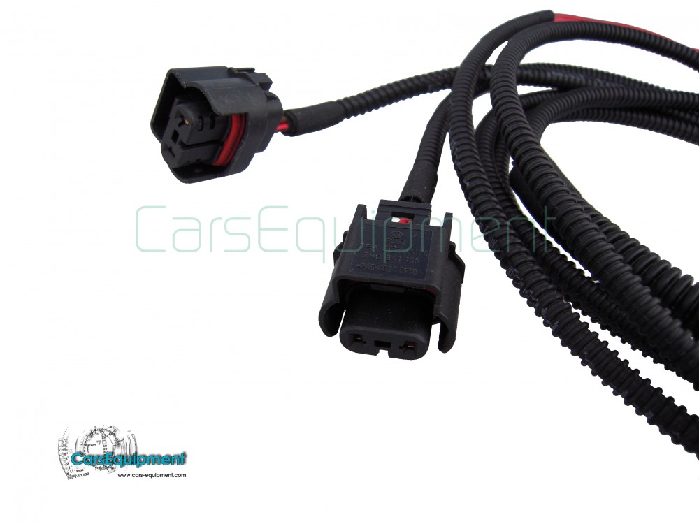 Oem 7h0941165 Fog Lights Wiring For Vw Golf 6 And Vw Jetta
