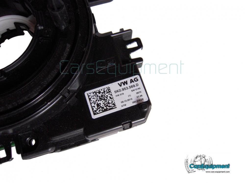 Audi Q1 Price >> OEM 5K0953569D VW, Skoda, Seat, Audi Steering Wheel ...