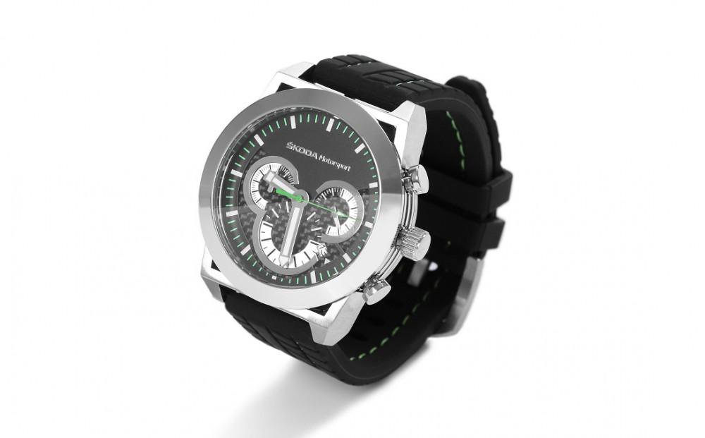 4c595da3c6664 Skoda Motorsport Men's Chronograph Watch - Carbon for 159.00 ...