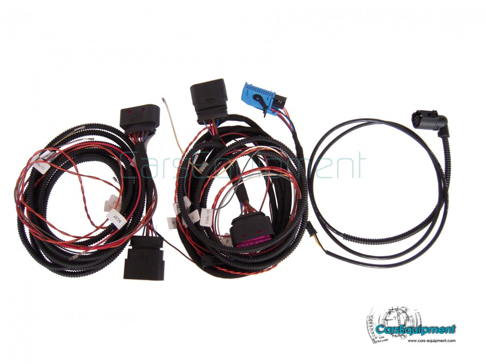 oem wiring for xenon autoleveling system vw golf 7. Black Bedroom Furniture Sets. Home Design Ideas