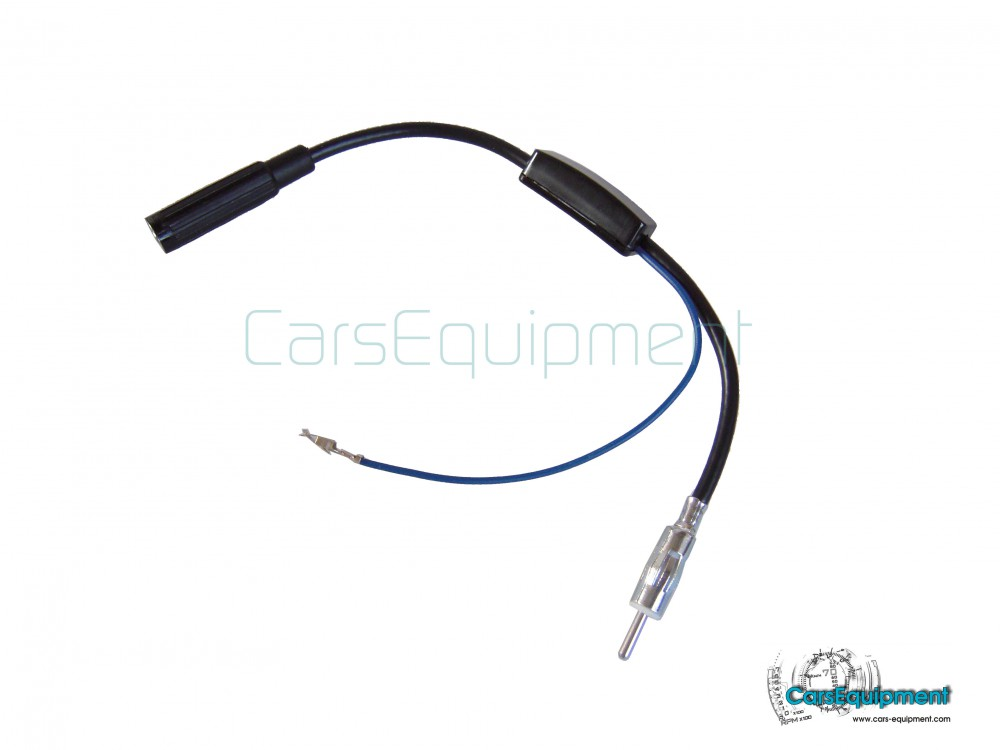 antenna amplifier iso male   female for 15 00  u20ac