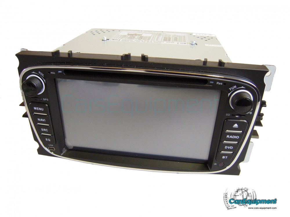 gps navigation rds radio for ford mondeo kuga focus. Black Bedroom Furniture Sets. Home Design Ideas