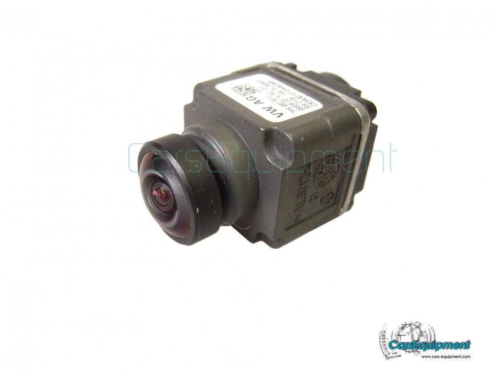 Oem 7p6980551c Front View Camera For Vw Touareg 7p Audi