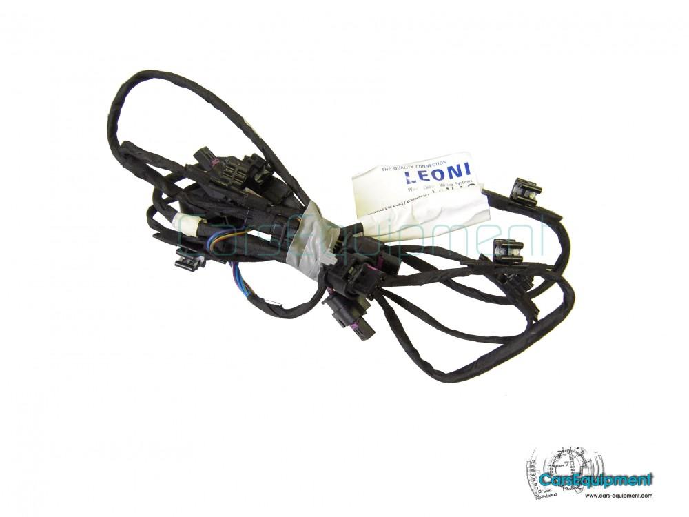 oem 7n0971104b pdc  ops rear bumper wiring