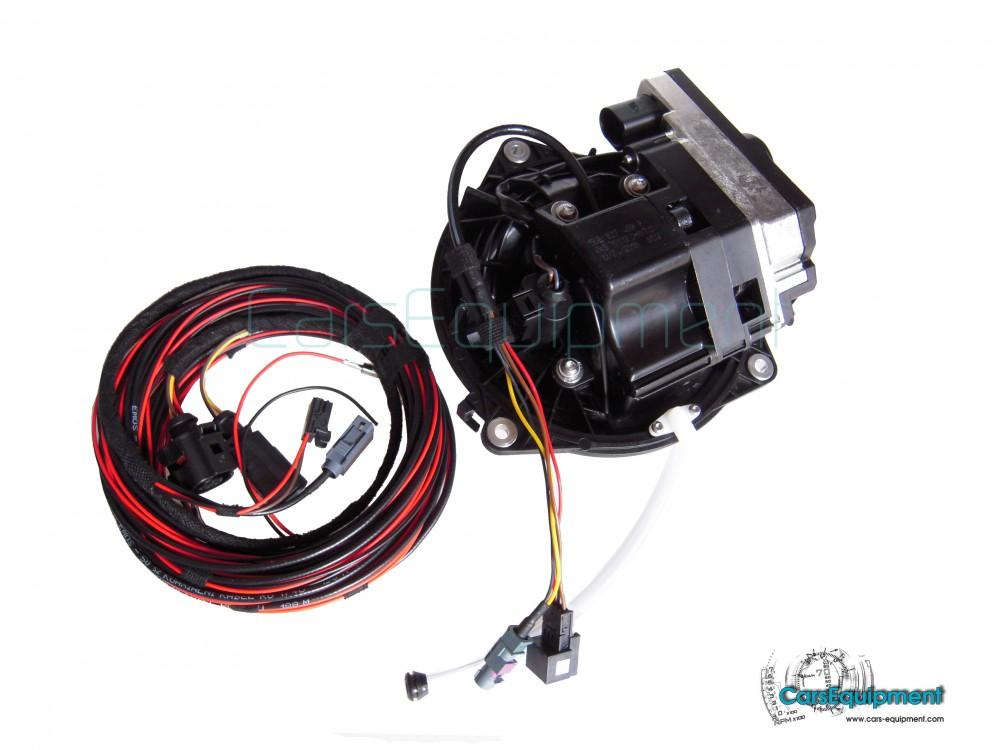 Oem 5ge827469f Rvc Flip Emblem Camera Kit For Golf 7