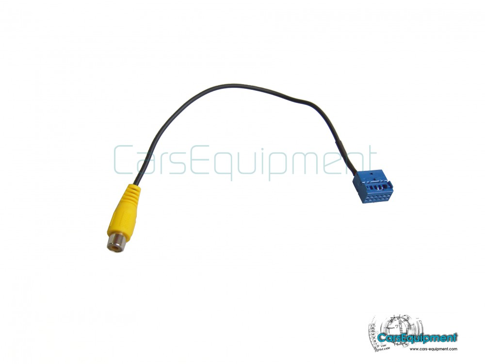 OEM Rear View Camera Adapter for MIB High Version RCD510 / RCD330
