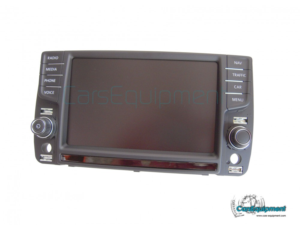 oem 5g0919606 touch screen for golf 7 5g discover pro mib. Black Bedroom Furniture Sets. Home Design Ideas