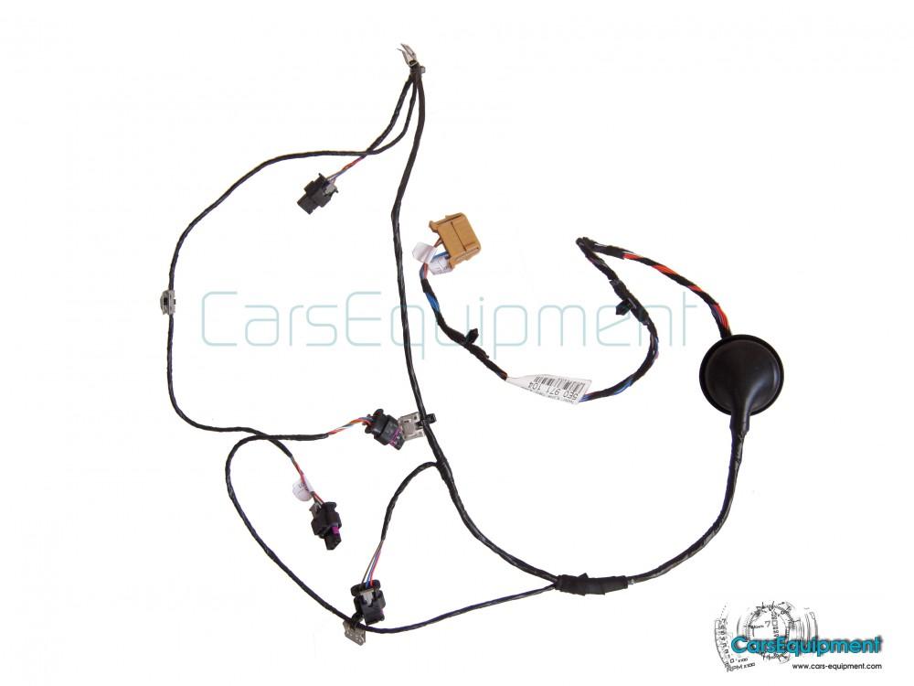 oem 5e0971104 rear bumper wiring for octavia 3 for 39 00  u20ac