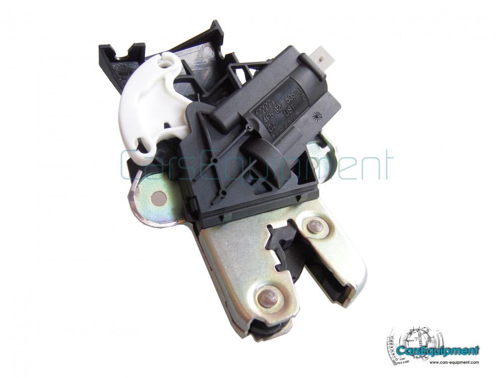 Oem 4f5827505d Rear Trunk Latch Lock For Vw Passat B6