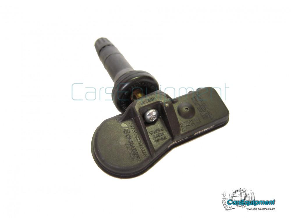 4 X original presión neumáticos sensor rdks TPMS Renault Captur 407007932r 407001628r