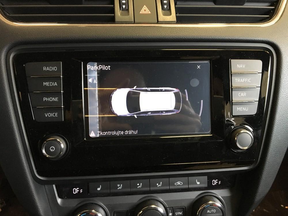 Led Lights For Cars >> OEM Front OPS for Skoda Superb 3 - Original Optic Parking ...
