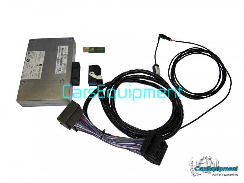 Oem 8p1862335 Audi Bluetooth Kit Patible A3 A4 A6 Tt Anatel: Audi A3 Bluetooth Wiring Diagram At Eklablog.co