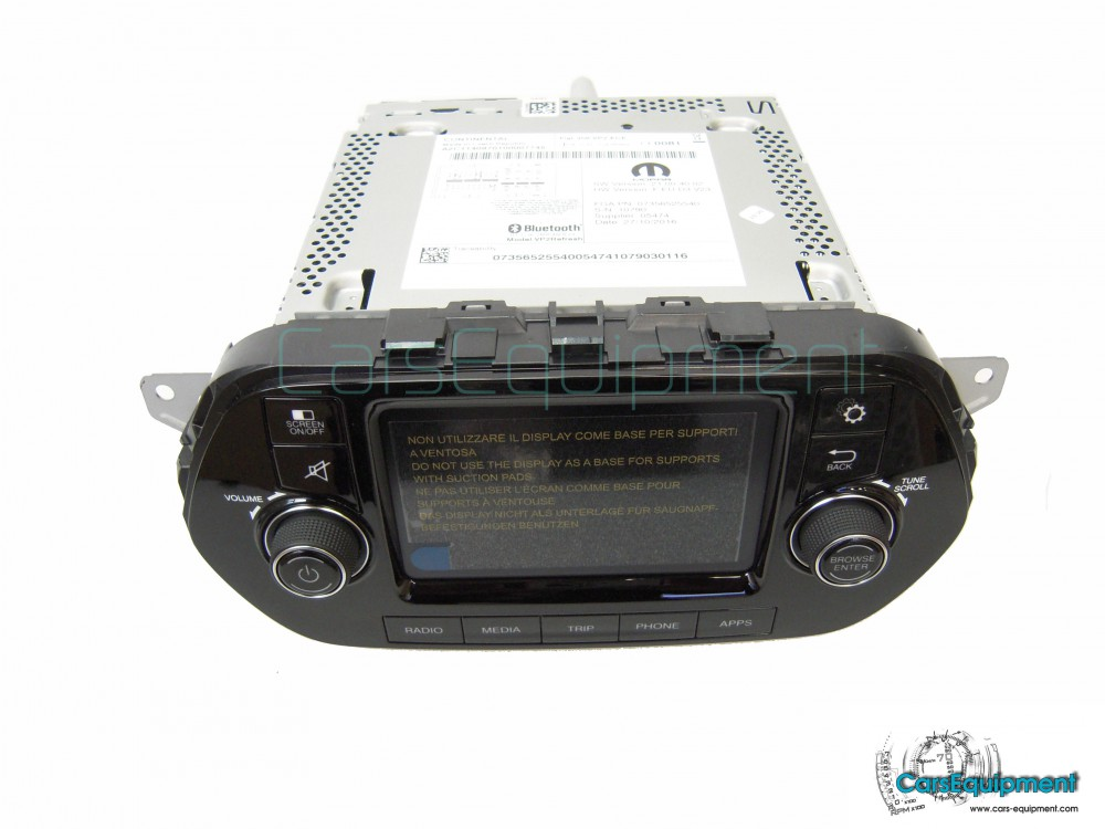 Oem Car Radio For Fiat Tipo With Bluetooth For 250 00