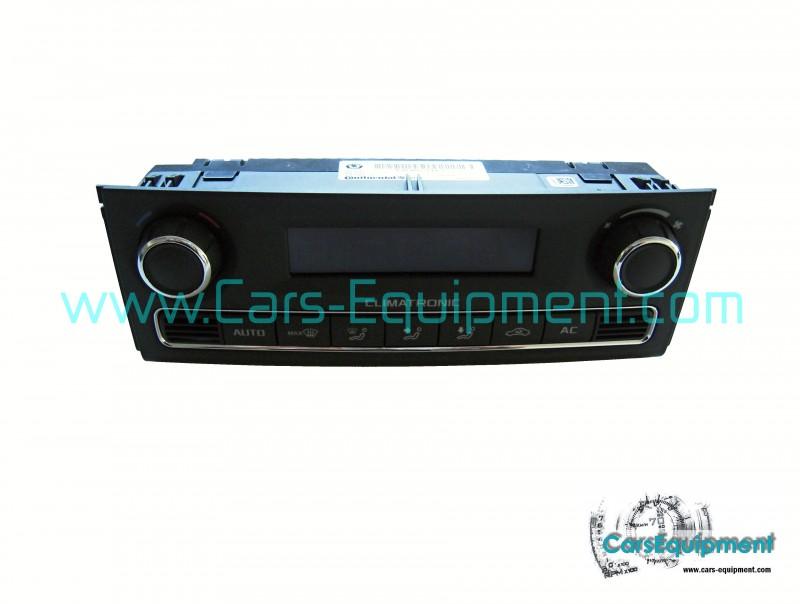 OEM 5J0907044C Climatronic - Clima Control Panel for Skoda Fabia 2