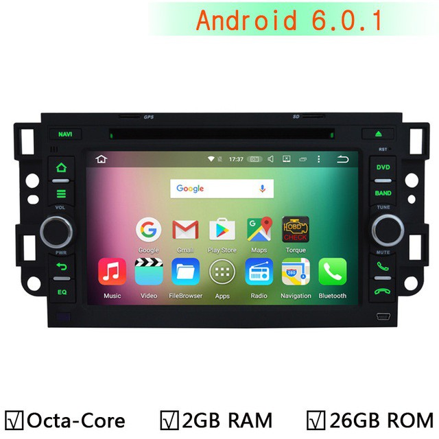 Android 60 Car Navigation For Chevrolet Daewoo Matiz Epica