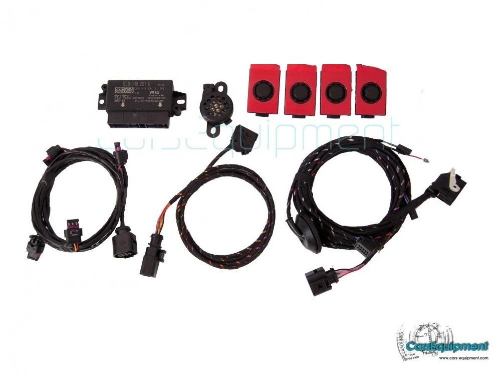B8 #4 2014-2014 PDC Parking Sensor Front Rear Fits VW Passat 2.0 TDI Diesel
