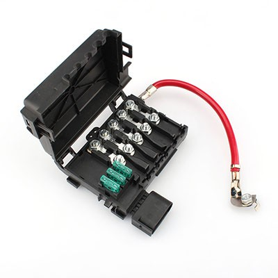 1J0937550A Battery Terminal Fuse Box Holder for VW Jetta ... on