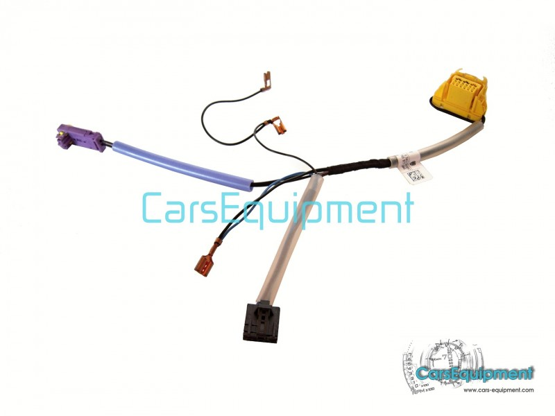 OEM 1K0971584C Multifunction Airbag Cable - Wiring - Loom for 35.00 ...