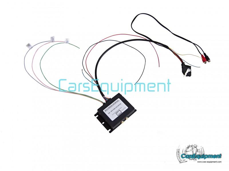 multimedia interface mfd3 for rns510  rcd510  rns315 - pal    ntsc for 150 00  u20ac