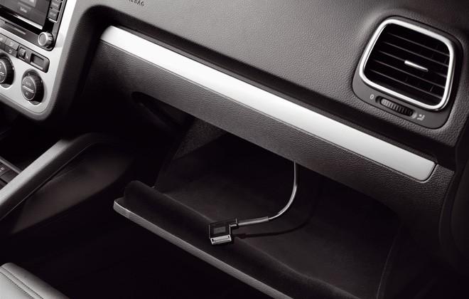 Oem 5n0035341f Mdi Media In For Vw Skoda Seat For 90 00 Media Interfaces Wires Amp Tv Free