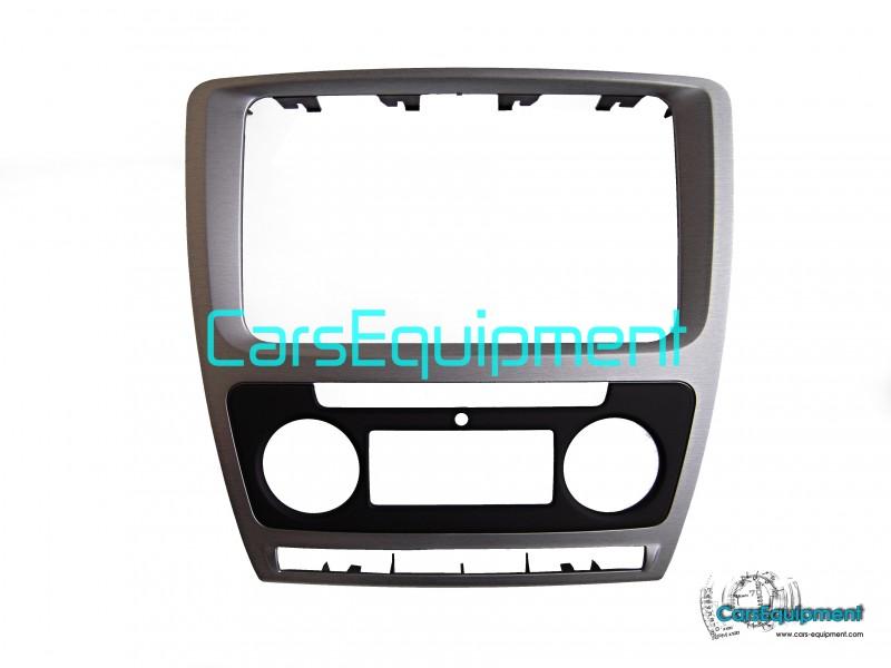 OEM 1Z0858069DKDF1 Navigation Aluminium Trim for RNS510